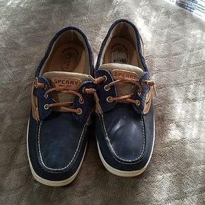 NWT Sperry Top-Sider with memory foam